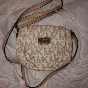 White Michael Kor's Bag
